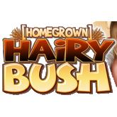 Homegrown Hairy Bush
