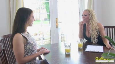 Journalist Women Met For An Interview But Were Impressed
