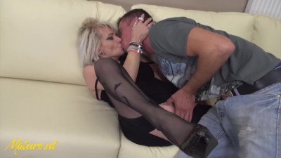 Whore Mature Housewife First Time Anal Sex & Facial
