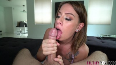 Sexy BabeLexi wants to Taste my Huge Dick down her Throat