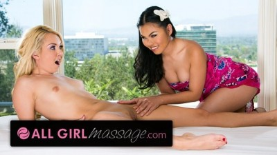 AllGirlMassage Cindy Starfall and Aaliyah Love Lick Pussy