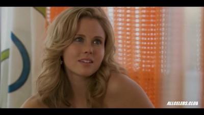 Anna Hutchison Sexy in Underbelly S02E03