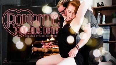ADULT TIME - Trans Teen Shiri Allwood Romantic Strapon Hard Anal Sex