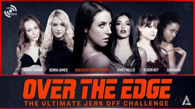 ADULT TIME - Angela White Hosts Jerk off & Edging Challenge