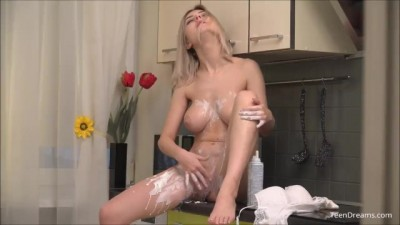 Lady Jay Whipped Cream Pussy