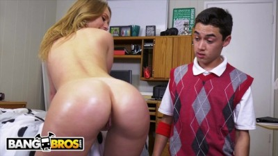 BANGBROS - Had A Eelationship With The Most Beautiful Daughter Of The School
