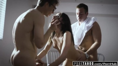 PURE TABOO - Doctors Giving Crazy Woman Oral Sex