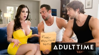 ADULT TIME - MILF Kendra Lust Double Teamed