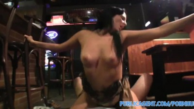 Fucking the Barmaid after Hours HD PORN