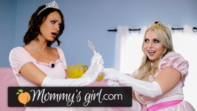 MommysGirl Step-MILF has a Princess Complex & must be Stopped