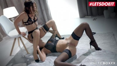 WhiteBoxxx - All Compilation Of Sexy Duo Lesbian Girls