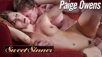 Sweet Sinner - Horny Stepdaughter Paige Owens Craves some Huge Cock
