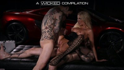 Wicked - DPs & Cumshots Compilation