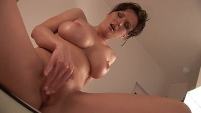 Horny Miriam shows off her hot body CzechSuperStars