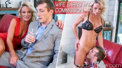 Busty Slut Wife Fucks my Boss   Cuckold