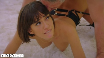 Hot Brunette Janice Griffith Is A Bad Ass Sorority Queen