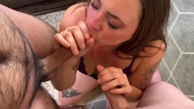 Amateur Shared Wife Rough Throat Fucking MFM