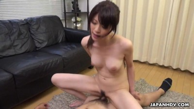Japanese Brunette, Sara Yurikawa got 69-ed, Uncensored - Japan HDV