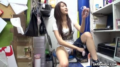 Sexy japanese girl sex escape - Japan HDV