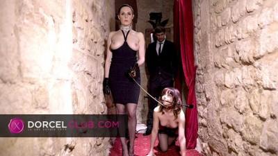 Slave pretend to sexy girl