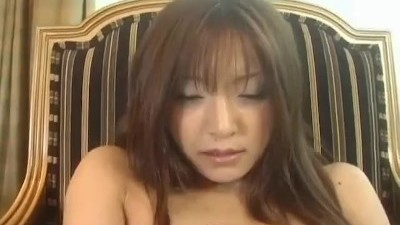 Sensual solo sex moments of asian girl