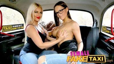 Female Fake Taxi Lesbian