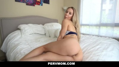 Perfect Milf Nicole Aniston Plays With Her Horny  Stepson's Big Dick