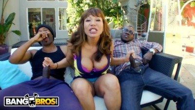 Big Cock Hungry MILF Ava Devine Gets Right To The Point