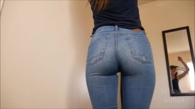 Tight Jeans And Ass