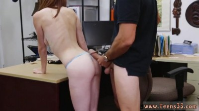 Gets Her Ass Pounded At The Pawn Shop