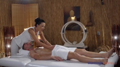 Hot Romanian Shalina Devine cheating Fuck in Massage Room