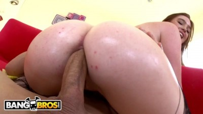 Jamming My Big Dick In PAWG Jodi Taylor's Tight Ass Hole