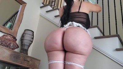 Real Celebrity Millionaire Cheats On Wife With Big Ass Latin Maid