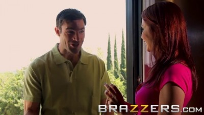 Inked milf Monique Alexander fucks salesman