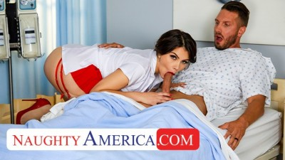 I Have A Wife - Nurse Valentina Takes Extra Care Of Her Patient