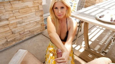 Hot Milf India Summers Lunch Fuck Blonde
