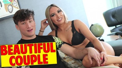 Most Popular Couple On PornHub  Latina That Loves Big White Dick