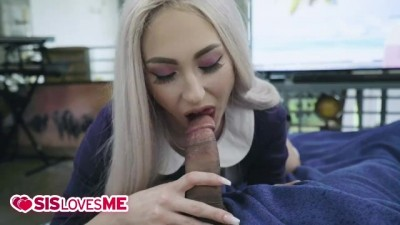 Big Tits Teen Stepsis Skylar Vox Gets Fucked