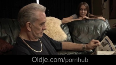 Oldje - David Fuck Anal The Girl Of His Old Fellow HD