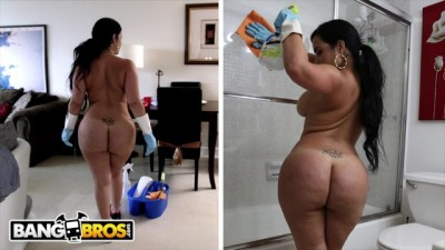 My Dirty Maid Destiny Slams Her Cuban Big Ass