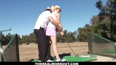 Team Skeet - Golf Lessons With Kagney Linn Carter