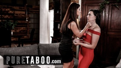 Pure Taboo - Lying Mom Gives 18 Years Daughter To Stepson