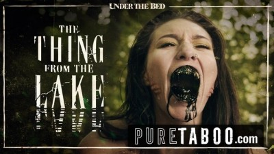 Pure Taboo - Bree Daniels Lesbian Licking The Thing From