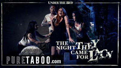 Pure Taboo - Zombies Katrina Jade & Joanna Angel Show