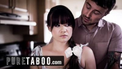 Pure Taboo - Step Daughter is Jealous Of Mom's New Boyfriend