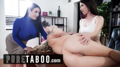 Pure Taboo - Lesbian Therapist Manipulates Patients Into Bait