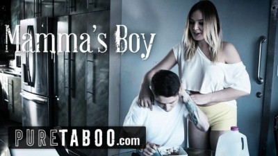 Pure Taboo - Blair Williams Tricks Momma's Boy StepBro Fucking