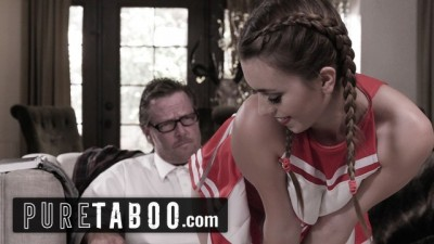 Pure Taboo - Teen Cheerleader Fucking Old Pervert