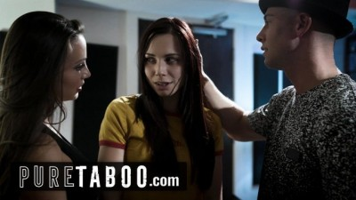Pure Taboo - Hard Up Musician Has ThreeSome With In Exchange