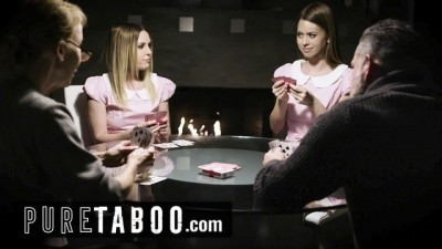 Pure Taboo - Delinquent Teens Corrupted by Pervert Step Grandpa